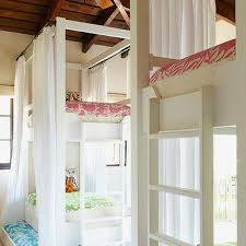 Curtains For Bunk Bed Bunk Bed Curtains Design Ideas