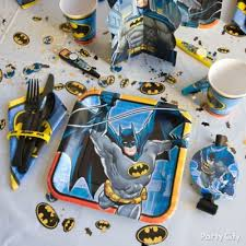 batsignal batman cake how to party city
