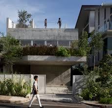 Semi Detached Home Design News Gallery Of Terrace House Formwerkz Architects 1 Semi