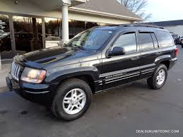 2004 jeep grand cherokee laredo special edition 4x4 v8 deals