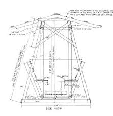 these free lawn swing plans are nice and detailed the hardware