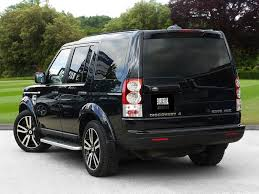 black land rover discovery used black land rover discovery for sale essex