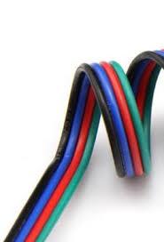 ribbon 4 wire awg22 10m micro robotics