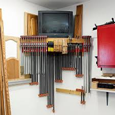Wood Storage Rack Woodworking Plans by 305 Best Clamps And Clamp Storage Images On Pinterest Workshop