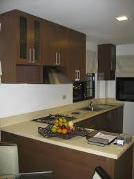 Modular Kitchen Furniture Melamine Woodgrain Modular Kitchen Cabinets Modular Kitchen