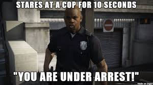 Gta V Memes - gta v cop meme by toadmushroom95 on deviantart