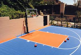 How Much Does A Backyard Basketball Court Cost Innovative Ideas Sport Court Cost Pleasing How Much Does Something