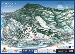 howelsen hill ski trail map steamboat springs co mappery