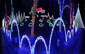 yukon ok christmas lights oklahoma city s perfect holiday light road trip linked
