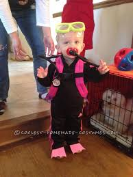 Sully Halloween Costume Infant Cute Scuba Diver Baby Costume Baby Costumes Halloween Costume