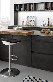 Concrete Kitchen Design Concrete A U203a Lacquer U203a Modern Style U203a Kitchen U203a Kitchen Leicht