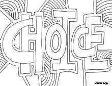 quotes coloring pages coloring