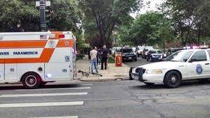one seriously injured in bike vs car crash in downtown denver