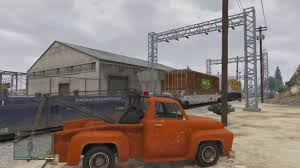 Old Ford Truck Games - gta v tow truck location rusty youtube