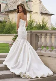 cheap wedding dresses in the uk fit n flare strapless floor length attached satin beading really