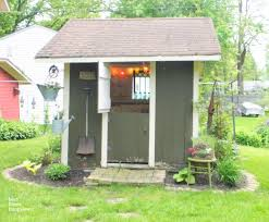 outdoor u0026 landscaping astounding little shed ideas with double