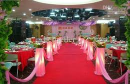 Wholesale Wedding Decor Dropshipping Red Carpet Party Decorations Uk Free Uk Delivery On