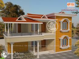 Kerala Home Design 900 Sq Feet 2500 Sq Ft Simple Kerala Style Home Design