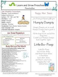 the 25 best preschool newsletter templates ideas on pinterest