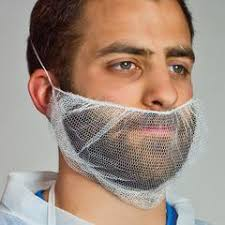 beard nets disposable chef hats and hair restraints hair and beard nets