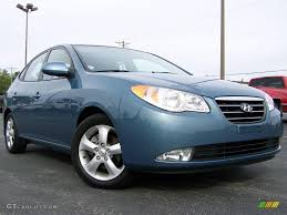 hyundai elantra baby blue 2007 seattle light blue hyundai elantra gls sedan 19068465