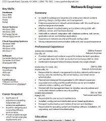 Networking Administrator Resume Download Network Administartion Sample Resume