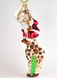 giraffe ornament rainforest islands ferry