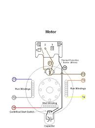 leeson motors wiring diagrams u0026 capacitor orange leeson motor
