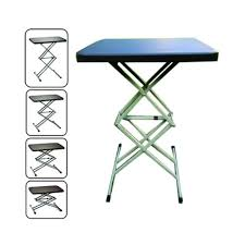 plastic fold out table plastic foldable table at rs 3000 unit folding tables id