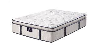 amazon com serta willingham super pillow top mattress queen