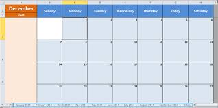 Excel 2010 Calendar Template Quickly Insert A Monthly Or A Yearly Calendar In Excel