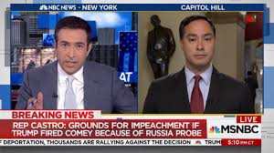 james comey gang of eight joaquin castro says there may be grounds for impeachment mediaite