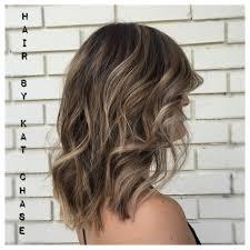 how to balayage on medium length hair ash blonde balayage highlights on medium hair hair pinterest
