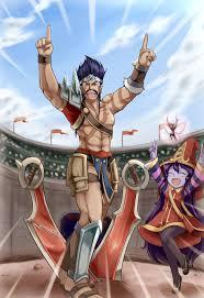 League Of Draven Meme - draven league of legends zerochan anime image board