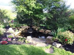 Rock Water Features For The Garden by 2017 Garden Walk Southwestern Indiana Master Gardener Association