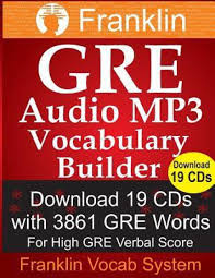 franklin gre audio mp3 vocabulary builder download 19 cds with