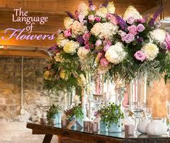 The Language Of Flowers The Language Of Flowers Confetti Co Uk