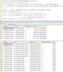 table partitioning in sql server archiving sql server data using partitioning