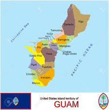 Iowa Counties Map Guam Counties Map Royalty Free Cliparts Vectors And Stock