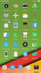 facebook themes cydia question how can i get this dock without anemone iosthemes