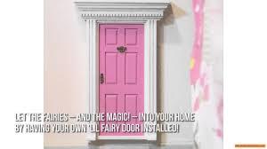 Fairy Door by Lil Fairy Door Youtube