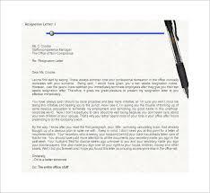 6 funny resignation letter templates u2013 free sample example