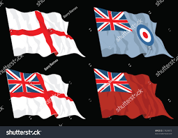 Excelsior Flag English Flags Stock Vector 27824872 Shutterstock