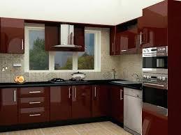 buy kitchen cabinets doors maroon rectangle modern metal