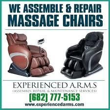 massage chair repair service technician u2013 sharedmission me