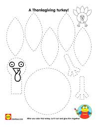 free printable thanksgiving crafts for elementary students