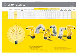 lr mate fanuc europe corporation pdf catalogue technical