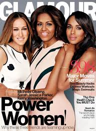 michelle obama sarah jessica parker and kerry washington the