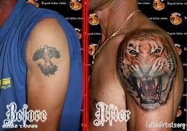 eagle cover up legendtattoo com tiger cover up