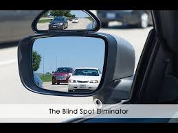 No Blind Spot Rear View Mirror Reviews The Blind Spot Eliminator Youtube
